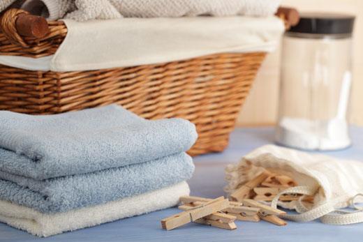Come organizzare la lavanderia per risparmiare tempo e for Come risparmiare e risparmiare per una casa