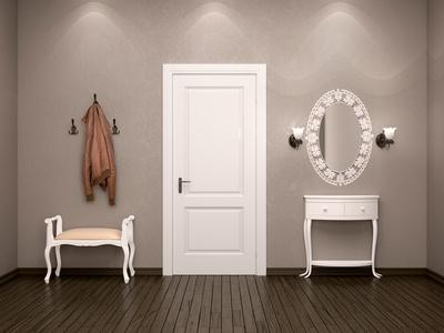 Come pulire le porte di legno e di vetro scala - Pulire porte legno ...