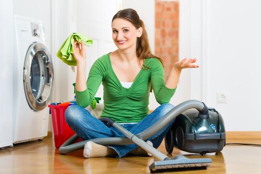 Frequenza delle pulizie le risposte giuste scala - Pulizie di casa ...