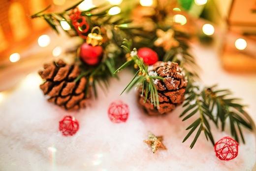 Decorazioni Fai Da Te Di Natale : Decorazioni per lalbero di natale? 3 idee fai da te scala