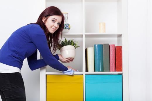 Il metodo per riordinare casa in soli 8 minuti scala - Riordinare casa ...