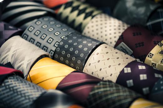 5 idee creative per riciclare vecchie cravatte