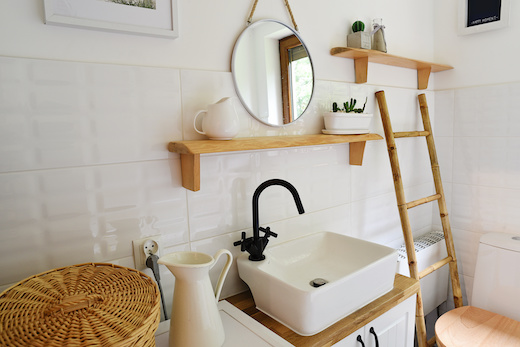 Un bagno (come) nuovo: 3 idee per rinnovare senza ristrutturare