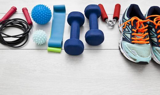 Palestra a casa: come pulire gli attrezzi per il tuo workout?