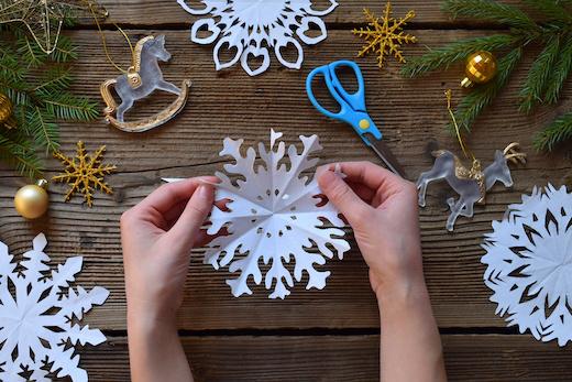 Natale 2020: lavoretti fai da te da fare insieme ai bambini