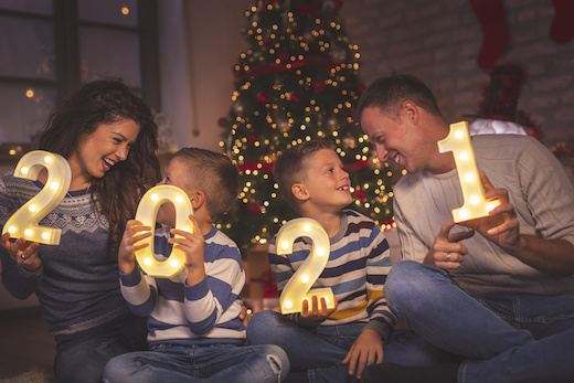 Capodanno in mascherina: come organizzare una festa intima?
