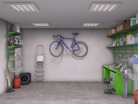 Pulizia del garage: il tuo sogno diventerà realtà
